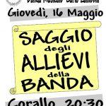 Read more about the article Saggio degli Allievi 2013