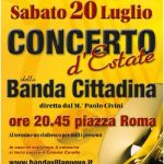 Read more about the article Concerto d'Estate 2013