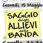 Read more about the article Saggio degli allievi 2014