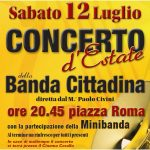Read more about the article Concerto d'Estate 2014