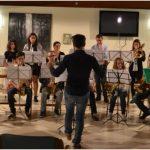 Read more about the article Saggio degli allievi della Banda