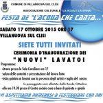"""Read more about the article Inaugurazione dei """"nuovi"""" lavatoi"""