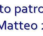 Read more about the article Concerto di san Matteo