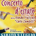 Read more about the article Concerto d'estate 2016