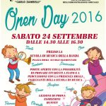 Read more about the article Open day del 24 settembre