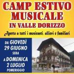 Read more about the article Campo estivo in Valle Dorizzo