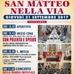 Read more about the article Festa patronale 2017