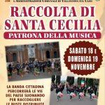 Read more about the article Raccolta di santa Cecilia 2017