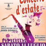 Read more about the article Concerto d'estate con la banda giovanile
