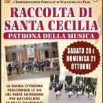 Read more about the article Raccolta di santa Cecilia 2018