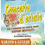 Read more about the article Concerto d'estate 2019