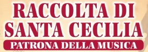 Raccolta di santa Cecilia 2019