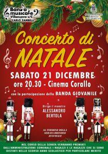 Read more about the article Concerto di Natale 2019